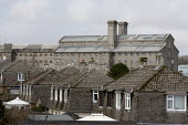 Dartmoor Prison, Devon - John Harris - 2010s,2014,bars,behind,clJ,crime,home,homes,house,houses,housing,Housing Estate,jail,jails,justice,law,penal system,penitentiary,prison,prisons,rural