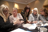 Using social media, NUT International women's Day conference, Cardiff. - John Harris - 08-03-2014