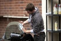 A By hand car wash, Coventry - John Harris - 31-05-2014