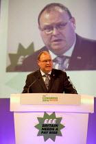 Dave Penman FDA Gen Sec speaking, TUC, Liverpool 2014 - John Harris - 09-09-2014