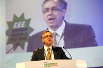 David Campanale NUJ speaking, TUC, Liverpool 2014 - John Harris - 09-09-2014
