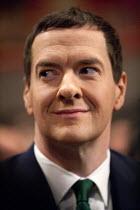 George Osborne MP, Conservative Party Conference, ICC Birmingham - John Harris - ,2010s,2014,Birmingham,conference,conferences,CONSERVATIVE,Conservative Party,conservatives,EMOTION,EMOTIONAL,EMOTIONS,Party,pol,political,POLITICIAN,POLITICIANS,politics,smile,SMILES,smiling,WELLBEIN