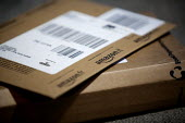Amazon parcel delivery. - John Harris - 13-02-2015
