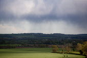 Rain clouds above farmlamd. Warwickshire - John Harris - 29-04-2015