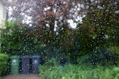 Rain drops on a window. - John Harris - 30-05-2015