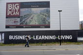 Big City Plan Birmingham Eastside, area of transformation, Business, Learning, Living. - John Harris - 27-06-2015