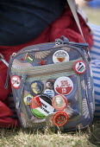 Handbag, Tolpuddle Martyrs Festival. Dorset - John Harris - 19-07-2015