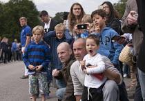 Salon Prive Supercar Show Blenheim Palace Oxfordshire - John Harris - ,2010s,2015,AUTO,AUTOMOBILE,AUTOMOBILES,AUTOMOTIVE,boy boys,car,cars,childhood,children child,families,family,leisure,lfL,LIFE,lifestyle,parent,parenthood,parenting,parents,people,public,recreation,RE