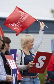 Unite campaign against Victorian work practices at Sports Direct, Shirebrook. A Workhouse not a workplace - John Harris - 11-09-2015