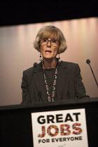 Sue Ferns Prospect speaking TUC conference Brighton - John Harris - 14-09-2015