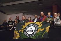 National Gallery strikers PCS TUC conference Brighton - John Harris - 15-09-2015
