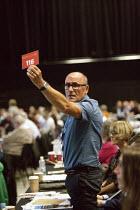 Alan Grey Prospect Card vote TUC conference Brighton - John Harris - 15-09-2015
