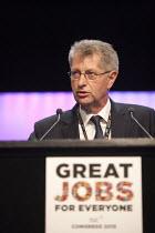 Peter McParlin POA speaking TUC conference Brighton - John Harris - 15-09-2015