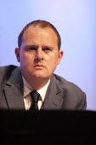 Paul Nowak TUC AGS TUC conference Brighton - John Harris - 15-09-2015