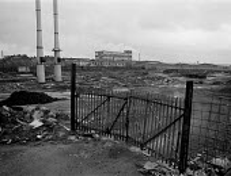 Demolished BSA factory Birmingham 1987 - John Harris - 24-03-1987