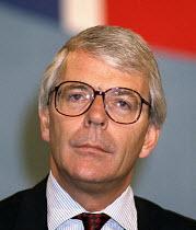 John Major PM Conservative  Tory conference Blackpool - John Harris - 10-09-1993