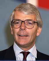 John Major MP Conservative Party Conference Blackpool - John Harris - 03-09-1993