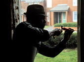 Crime prevention - fitting window locks to a ground floor window on a housing estate which has a lot of burglariesexact date unknown - John Harris - 09-05-1994