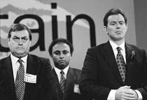 John Prescott & Tony Blair MP Labour Party Conference - John Harris - 30-09-1994