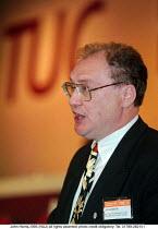 John Akker NATFHE speaking at TUC Conference 1995 - John Harris - 30-08-1995