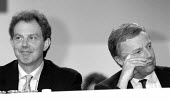 Tony Blair MP & John Monks at TUC Conference 1995 - John Harris - 30-09-1995
