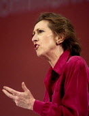 Margaret Beckett MP speaking at Labour Party Conference 1995 - John Harris - 01-10-1995