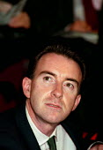 Peter Mandelson MP at Labour Party Conference 1995 - John Harris - 01-10-1995