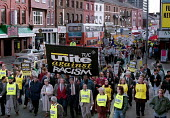 TUC demonstration against racism - John Harris - 28-10-1995