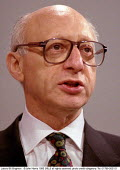 Gerald Kaufman MP at Labour Party Conference 1995 - John Harris - 01-10-1995