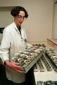 Handling samples in ADAS laboratory  ... - John Harris - 1990s,1996,Applied,EBF economy business,Handling,HORTICULTURAL,Horticulture,ipms,job,jobs,LAB LBR work,people,person,persons,research,samples,SCIENCE,SCIENCES,scientist,SCIENTISTS,SCT science & techno