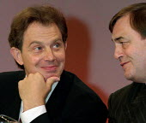 Tony Blair MP & John Prescott MP Labour Party Conference 1996 - John Harris - 01-10-1996
