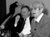 Margaret Prosser TUC TGWU Unions'96 conference TUC Congress House 23/11/96 - John Harris - 23-11-1996