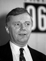 John Monks  Unions'96 conference TUC Congress House 23/11/96 - John Harris - 23-11-1996
