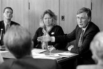 Michael Meacher MP Unions'96 conference Congress House 23/11/96 - John Harris - 23-11-1996
