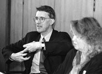 Hilary Benn Unions'96 conference Congress House 23/11/96 - John Harris - 23-11-1996
