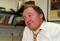 Ken Livingstone Labour MP - John Harris - red,ken,POL politics,1997,1990s