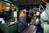 New Deal Engineering training at Alstom turbine manufacturing Lincoln - John Harris - 20-10-1998
