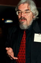Paul Mackney Gen Sec NATFHE speaking at Unison Further Education and Sixth Form Colleges seminar - John Harris - 06-03-1999