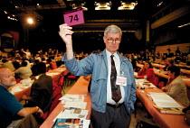 IPMS card vote TUC Conference 1999 - John Harris - 16-09-1999