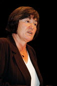 Clare Short MP speaking at TUC Conference 1999 - John Harris - 16-09-1999