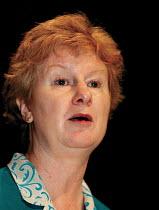 Rita Donaghy Unison speaking at TUC Conference 1999 - John Harris - 15-09-1999
