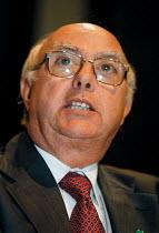 Sir Ken Jackson AEEU speaking at TUC Conference 1999 - John Harris - 15-09-1999