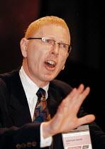 Jonathan Baume FDA speaking at TUC Conference 1999 - John Harris - 13-09-1999