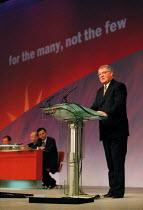Derek Hodgson CWU speaking Labour Party Conference 1999 - John Harris - 28-09-1999