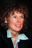 Kate Hoey MP Labour Party Conference 1999 - John Harris - 1990s,1999,Conference,conferences,female,Party,pol politics
