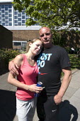 Unemployed couple, Coventry. - John Harris - 25-05-2011