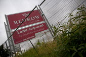 A brownfield site acquired for residential housing development by Redrow (UK's sixth-biggest housebuilder by turnover) the site has been empty since 2007 due to the credit crunch and subsequent recess... - John Harris - 20-09-2012