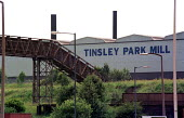 Tinsley Park Mill, Sheffield, UK - Jess Hurd - 2000,2000s,capitalism,EBF Economy,FACTORIES,factory,Industries,INDUSTRY,maker,makers,making,manufacture,manufacturer,manufacturers,manufacturing,metal,producer,production,Sheffield,Steel Industry,stee