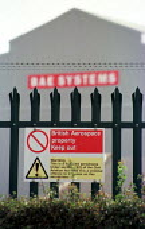 British Aerospace Military Aircraft and Aerostructures at Brough, Hull, UK. - Jess Hurd - 17-06-2000