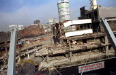 Demolition of Bull Ring shopping centre Birmingham City. - Jess Hurd - 17-02-2001